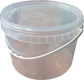 Купить Тара пластиковая с крышкой, 3,4 л - Vait.ua