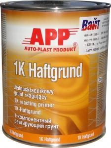Купить 020601 Грунт однокомпонентный антикоррозийный APP 1K-Haftgrund, 1л - Vait.ua