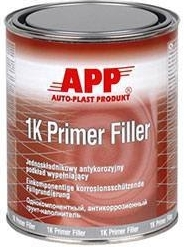 Купить 020710 Однокомпонентный грунт заполняющий антикоррозийный APP 1K Primer Filler, 1л - Vait.ua