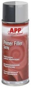 Купить 020720 Однокомпонентный грунт заполняющий антикоррозийный APP 1K Primer Filler (400мл) в аэрозоле - Vait.ua