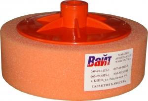 Купить 02402 Круг полировальный PYRAMID с резьбой М14 универсальный, оранжевый, D150mm - Vait.ua