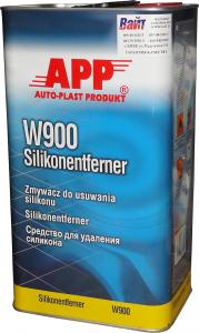 Купить 030165 Смывка для удаления силикона (обезжириватель) APP W900 Silikonentferner, 30л - Vait.ua