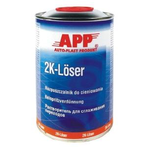 Купить 030350 Растворитель акриловый для переходов APP-2K Loser, 1л - Vait.ua