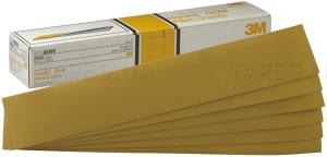 Купить 03589 Абразивная полоска 3M Hookit™ 255Р без отверстий, 70мм х 425мм, Р120 - Vait.ua
