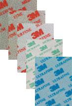 Купить Абразивная губка Softback 3M, 115мм х 140мм, medium (средняя), Р180 - Vait.ua