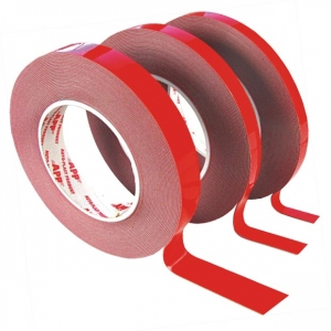 Купить 040901 Лента двусторонняя клеящаяся акриловая APP ACRYL Tape, 9мм х 10м - Vait.ua