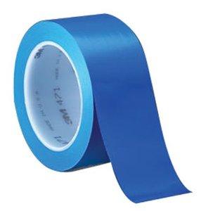 Купить 04308 Виниловая лента 3M 471 50мм х 33м, синяя - Vait.ua