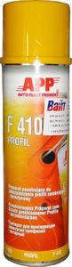 Купить 050405 Средство для защиты закрытых профилей, аэрозольное <APP-Profil F410 Aerozol> янтарное, 0,5л - Vait.ua