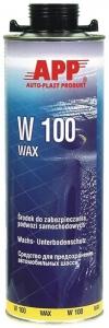 Купить 050502 Восковая масса для защиты шасси <W 100 Wax> антрацит, 1л - Vait.ua