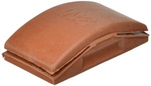 Купить 05519 Гибкий резиновый шлифок 3M RUBBER sanding block для абразивных листов, 70мм х 125мм - Vait.ua