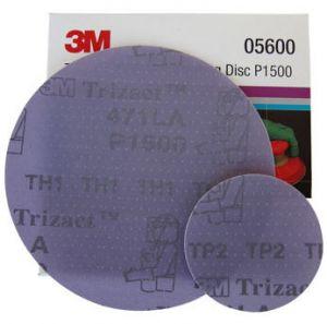 Купить 05601 Абразивный полировальный круг Trizact 3M P1500, диам. 76 мм - Vait.ua
