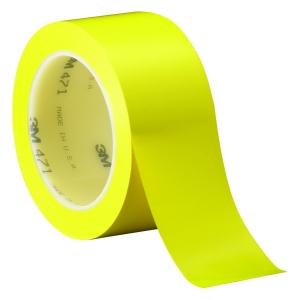 Купить 06420 Виниловая лента 3M 471 50мм х 33м, желтая - Vait.ua