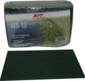 06Z100 Волокно абразивное универсальное APP (скотч-брайт), зеленое