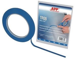 Купить 070370 Тонколинейная маскирующая лента APP для разделения цвета , 6мм х 33м - Vait.ua