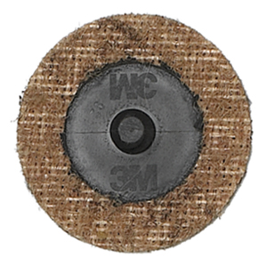 Купить Диск Scotch-Brite (скотч-брайт) с креплением Roloc SC-DR, d50мм, A CRS (коричневый) - Vait.ua