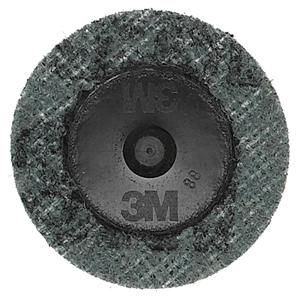Купить Диск Scotch-Brite (скотч-брайт) с креплением Roloc SC-DR, d50мм, S SFN (серый) - Vait.ua