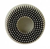 07529 RD-ZB Диск-щетка для 3M Roloc™ Scotch-Brite™ Bristle, полимерный, белый, 75мм, Р120