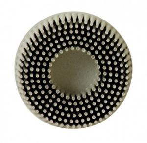 Купить 07528 RD-ZB Диск-щетка для 3M Roloc™ Scotch-Brite™ Bristle, полимерный, белый, 50мм, Р120 - Vait.ua