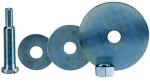 07947 Шпиндель для кругов Scotch-Brite XT и CG, 13х19х6мм