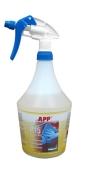 Воск Carnauba APP <P15 Hard Gloss Wax> с распылителем, 1л
