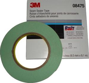 Купить 08475 Ленточный герметик 3М™ Seam Sealer Tape 9,5мм х 9,1м - Vait.ua