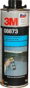 Купить 08873 Антигравийное текстурное покрытие окрашиваемое 1л, черное - Vait.ua