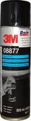 08877 Антигравийное текстурное покрытие неокрашиваемое 3M в аэрозоли, 500мл ,черное