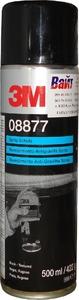 Купить 08877 Антигравийное текстурное покрытие неокрашиваемое 3M в аэрозоли, 500мл ,черное - Vait.ua