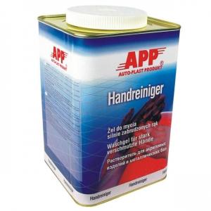 Купить 090200 Гель для мытья сильно загрязненных рук APP Handreiniger, 4,5л - Vait.ua