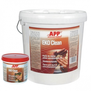 Купить 090201 Паста для мытья очень загрязненных рук APP EKO Clean, 10л - Vait.ua