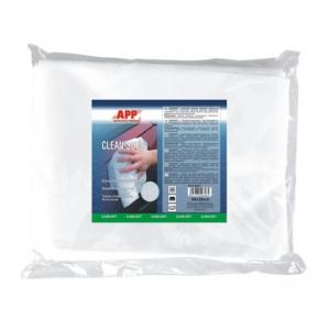 Купить 090421 Полировочные салфетки беспыльные APP Clean-Soft, 40х30см (упаковка 20шт) - Vait.ua