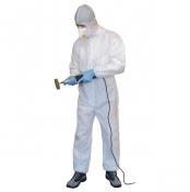 090605 Нейлоново-хлопчатобумажный малярный комбинезон APP, размер L