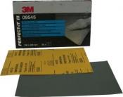 09545 Наждачная водостойкая бумага 3M P1500 (шлифовка с водой)