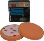 09550 Оранжевый поролоновый полировальник 3M для пасты №1 и №2
