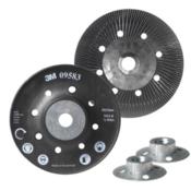09583 Сменная оправка для фибровых кругов 3M (плоская), 115мм х 22 мм