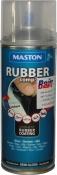"""Синтетическое резиновое покрытие Maston RUBBERcomp """"Синий полуглянцевый"""" в аэрозоле, 400мл"""