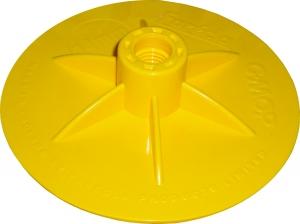 Купить 1-7-150 Диск-подошва пластиковая для полировальной машинки Farecla Advanced G Mop 6'' 5/8, диам. 115 мм - Vait.ua