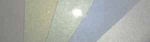 """Купить Белая 3-х слойная автоэмаль """"Вайт"""" с зеленым перламутром """"75 Green Pearl color"""" (1л подложки + 0,6л перламутра) - Vait.ua"""