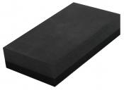 """Шлифовальная колодка """"Вайт"""" (серия """"VTP""""), вид G, ''Profi'', 110х60х28мм, черная, снятие глянца"""