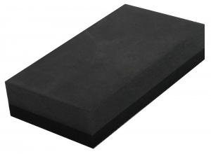 """Купить Шлифовальная колодка """"Вайт"""" (серия """"VTP""""), вид G, ''Profi'', 110х60х28мм, черная, снятие глянца - Vait.ua"""