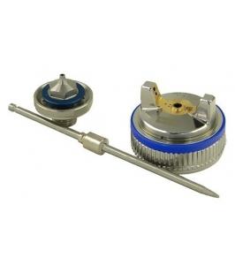 Купить Ремкомплект для краскопульта SATA 4000 RP, d 1,3 (дюза, игла и воздушная голова) - Vait.ua