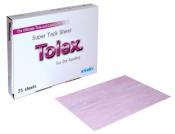Полировальный абразивный лист KOVAX TOLEX (розовый), 114х70, P2000