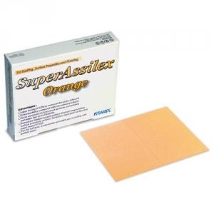 Купить Лист матирующий KOVAX SUPER ASSILEX ORANGE (оранжевый), 70х130мм, P1500 - Vait.ua