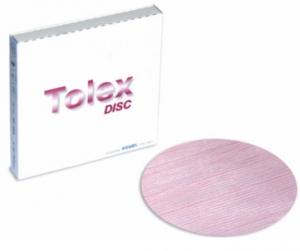 Купить Полировальный абразивный диск KOVAX TOLEX (розовый), D152mm, без отверстий, P2000 - Vait.ua
