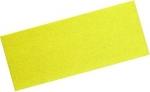 Шлифовальный лист 1960 siafast на бумажной основе на липучке (универсальный), 70x125мм, P600