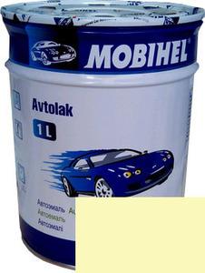 """Купить 203 Алкидная однокомпонентная автоэмаль Mobihel """"Жасмин"""", 1л - Vait.ua"""