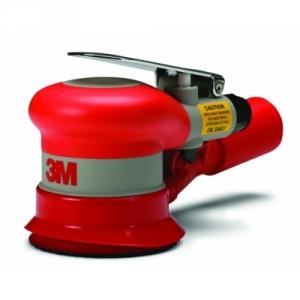 Купить 20316 Пневматическая орбитальная машинка 3M™ Self-Generated Vacuum Random Orbital Sander со встроенным пылеотводом, диам. 75мм, эксцентрик 2,5мм - Vait.ua