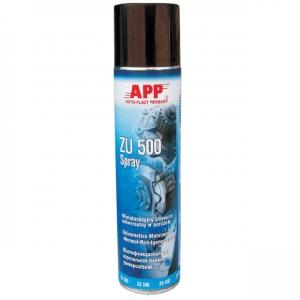 Купить 211090 Смывка многофункциональная универсальная APP ZU 500 аэрозоль, 600 мл - Vait.ua