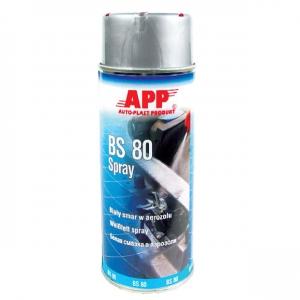 Купить 212008 Белая смазка APP BS 80 в аэрозоле, 400 мл - Vait.ua