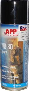 Купить 212010 Средство для удаления ржавчины с сульфатом молибдена APP WB 30 в аэрозоле, 400 мл - Vait.ua
